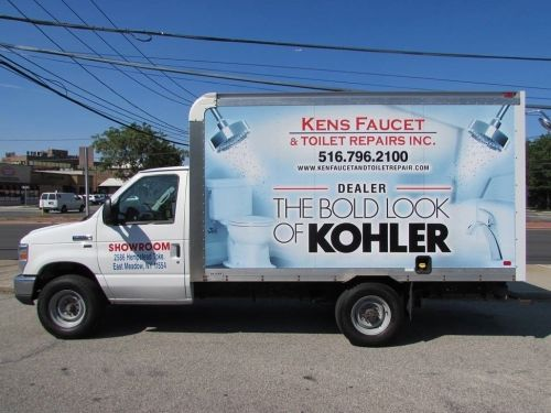 Ken's Plumbing & Heating Van